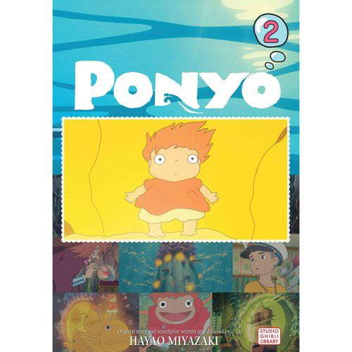 Ponyo Film Comic 2