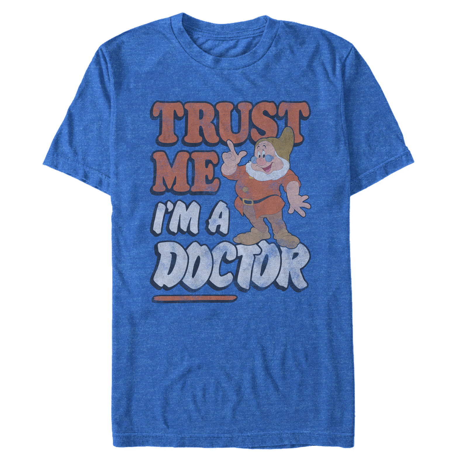 Snow White and the Seven Dwarves Men's I'm a Doc T-Shirt