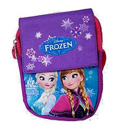 Hand Bag - Disney - Frozen Kids Shoulder Cross Purse Pouch