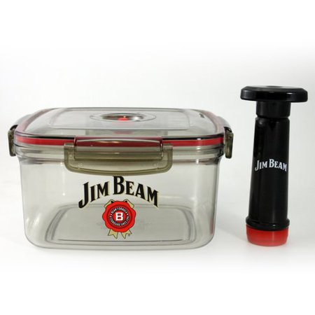 Jim Beam Vacuum Seal Marinade Box