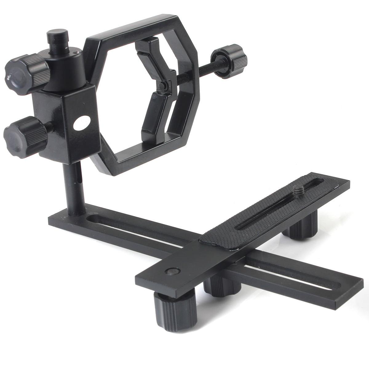 Universal Stand Metal Spotting camerasampphoto Scopes Telescope Mounts For Digital Camera,Black