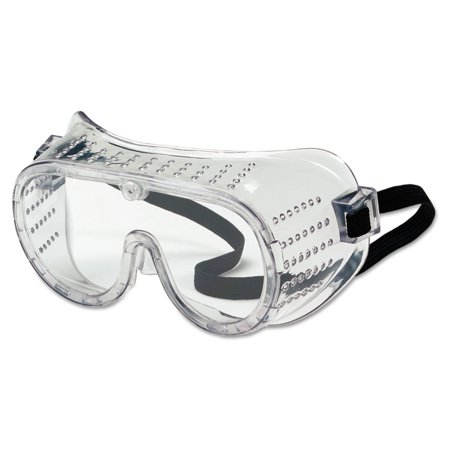 - MCR Safety Safety Goggles, Over Glasses, Clear Lens -CRW2220BX