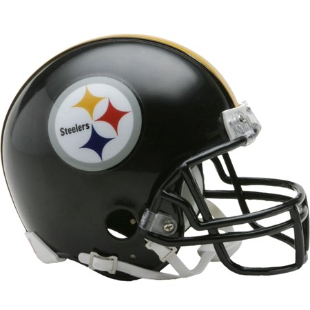 Riddell Pittsburgh Steelers VSR4 Mini Football Helmet Nfl Steelers Helmet