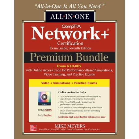 Comptia Network+ Certification Bundle (Supersite Websam Access Code)
