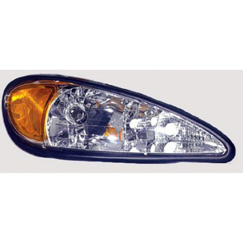 New Passenger Side Right Head Lamp Lens and Housing 22672208 CAPA