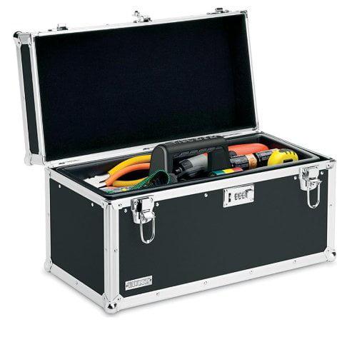 Ideastream Vaultz Tool Storage Box Black Tool (VZ01271) by Idea Stream