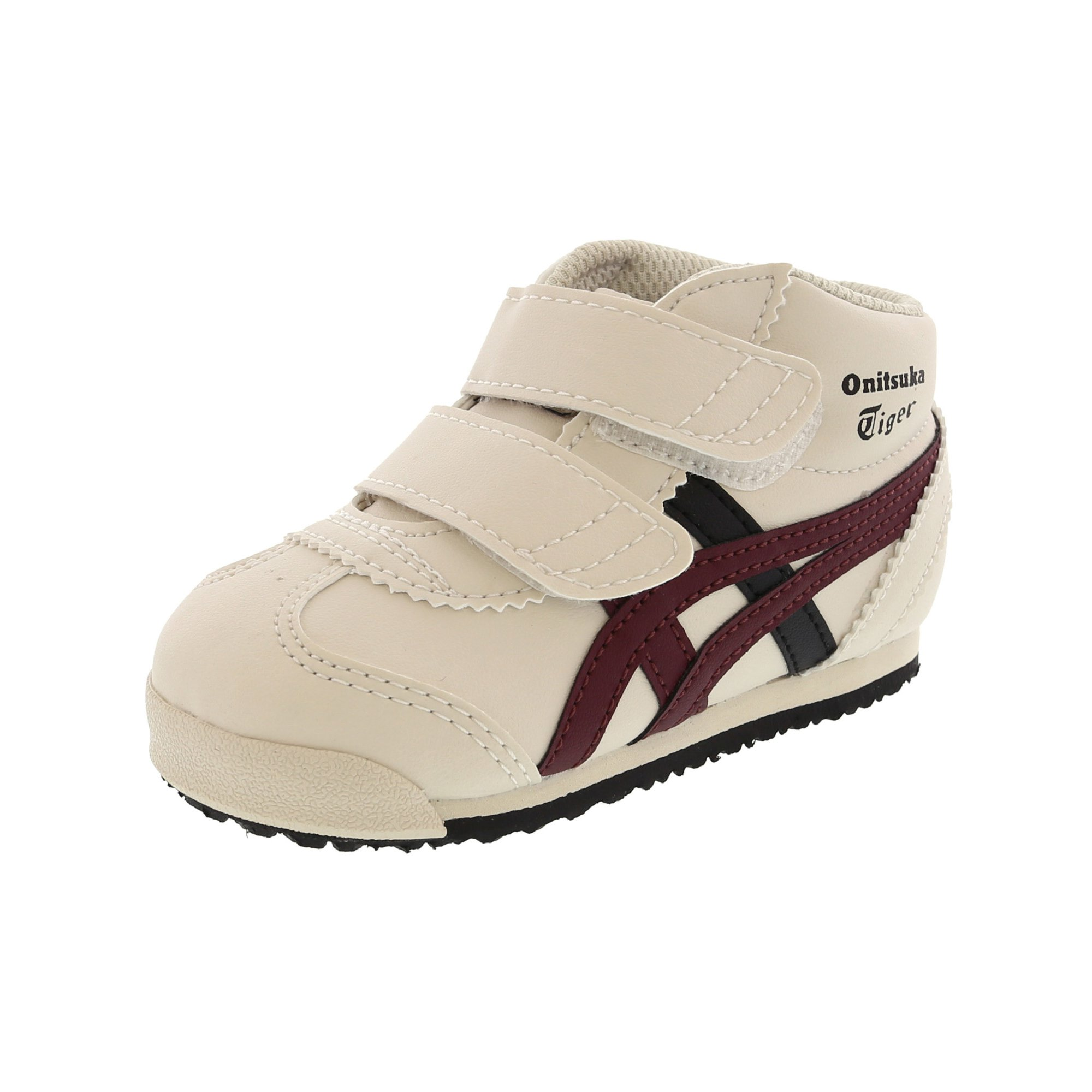 nouveau concept 07290 1af13 Onitsuka Tiger Mexico Mid Runner Ts Oatmeal/Port Royal Ankle ...