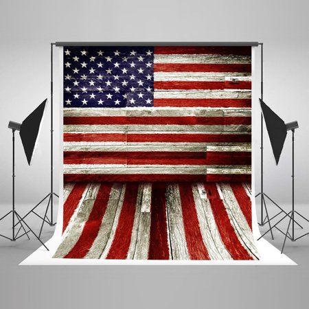 greendecor polyester fabric 5x7ft photography backdrops american