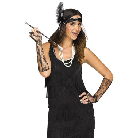1920s Fab Flapper Costume Kit - 1920s Props