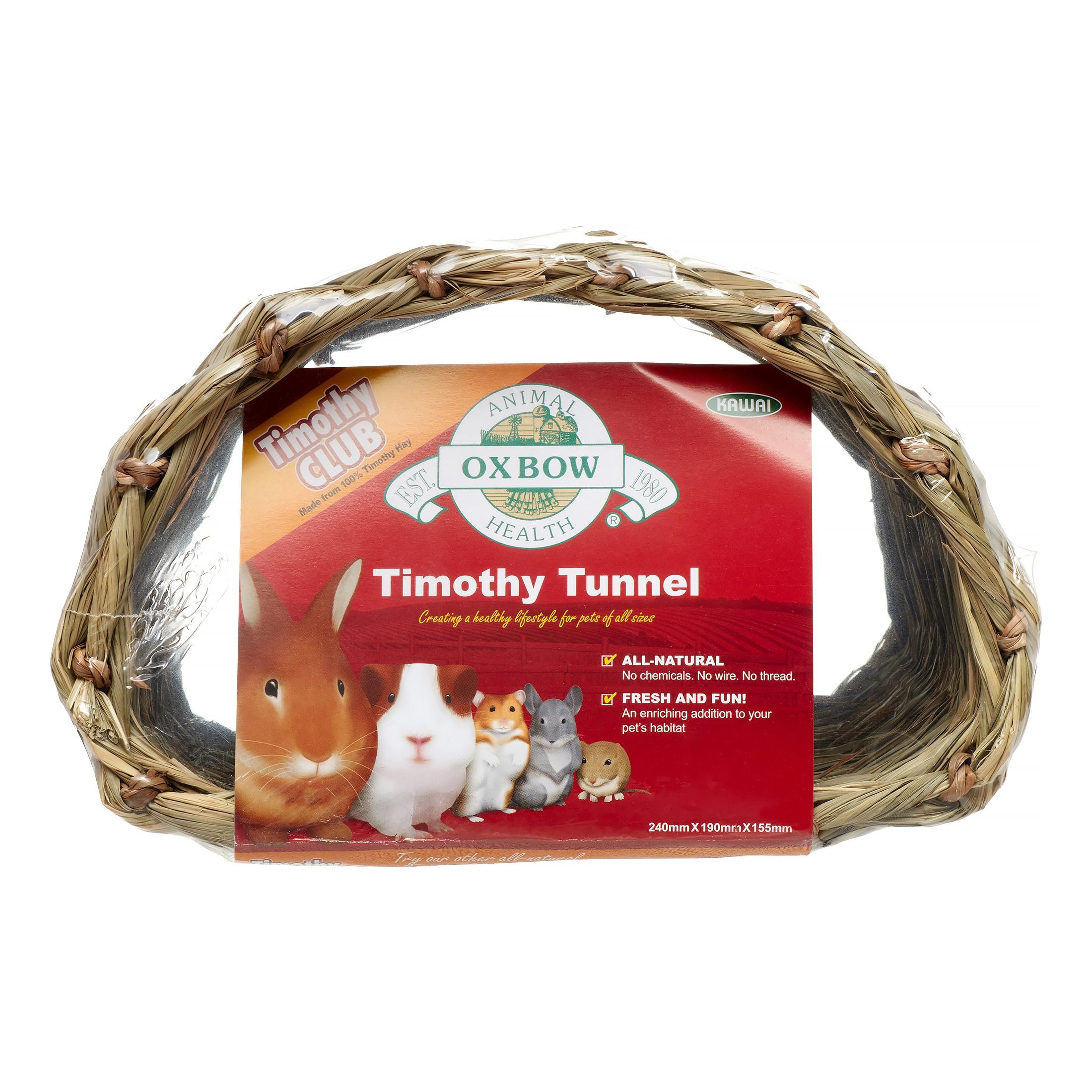 Oxbow Small Animal Edible Habbitat