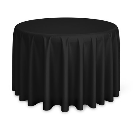 Lann's Linens - 20 Premium Round Tablecloths for Wedding / Banquet / Restaurant - Polyester Fabric Table Cloths (Multiple Colors & Sizes)
