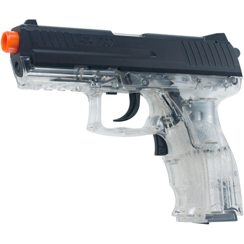 HK P30 Full Auto Blowback 6mm Airsoft Pistol