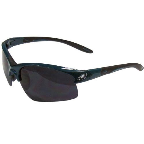 Philadelphia Eagles Official NFL Blade Sunglasses by Siskiyou 165443