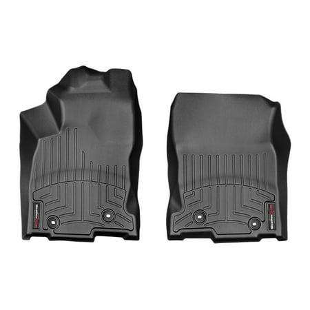 WeatherTech 15+ Lexus NX Front FloorLiner - Black
