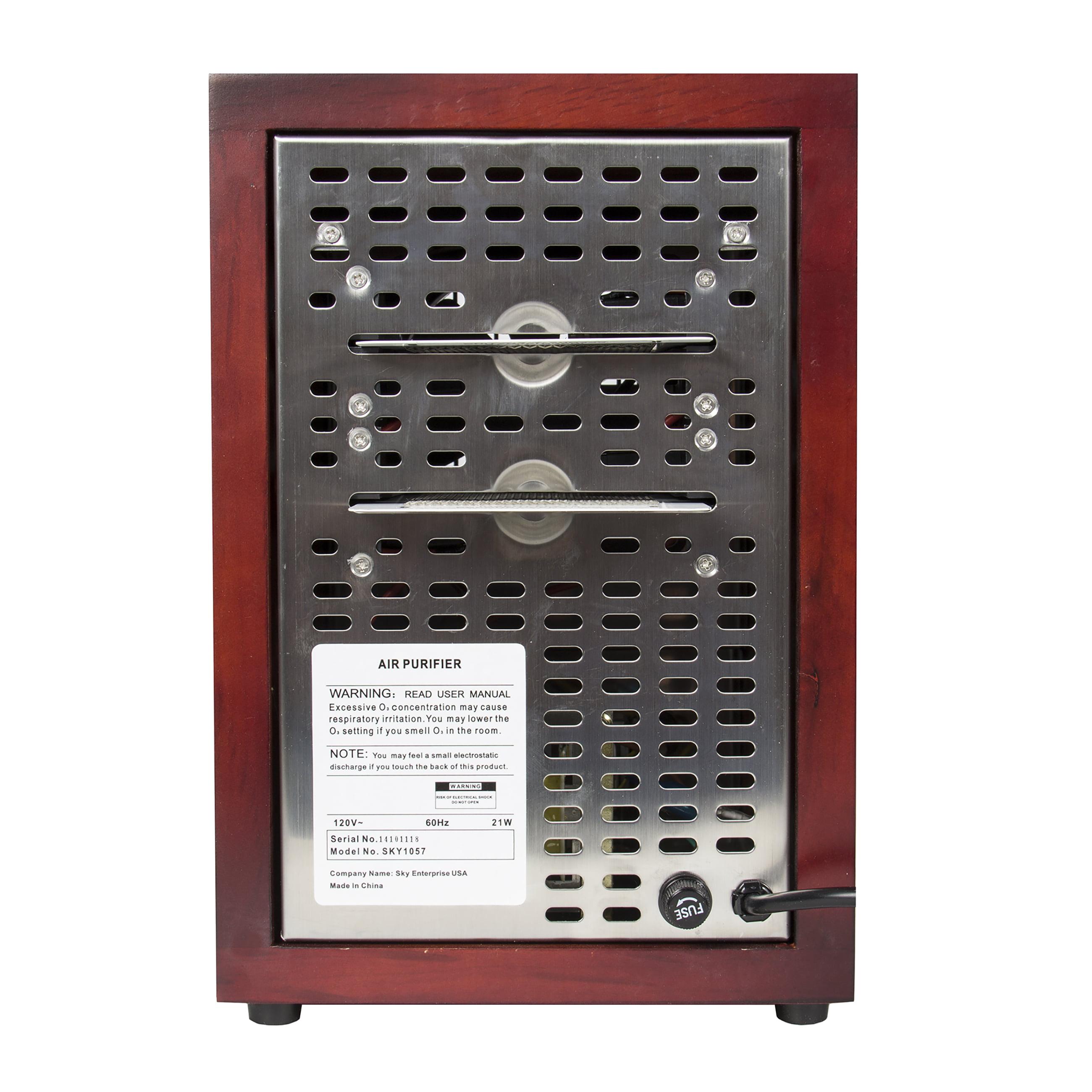 Ionic Air Purifier Ozone Ionizer Cleaner Fresh Clean Air Living – Ionic Pro Air Purifier Wiring Diagram