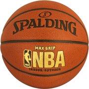 "Spalding NBA Max Grip Basketball, 29.5"" by Spalding"
