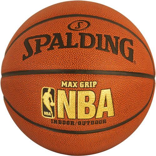 Spalding NBA Max Grip Basketball, 29.5""