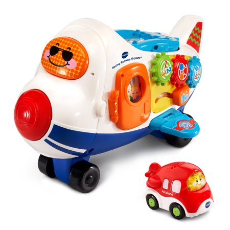 - Vtech go! go! Smart Wheels Racing Runway Airplane