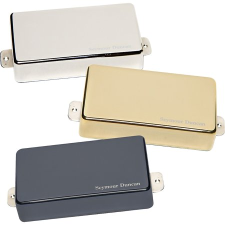 - Seymour Duncan AHB-1 Blackouts Humbucker Set with Metal Covers Gold