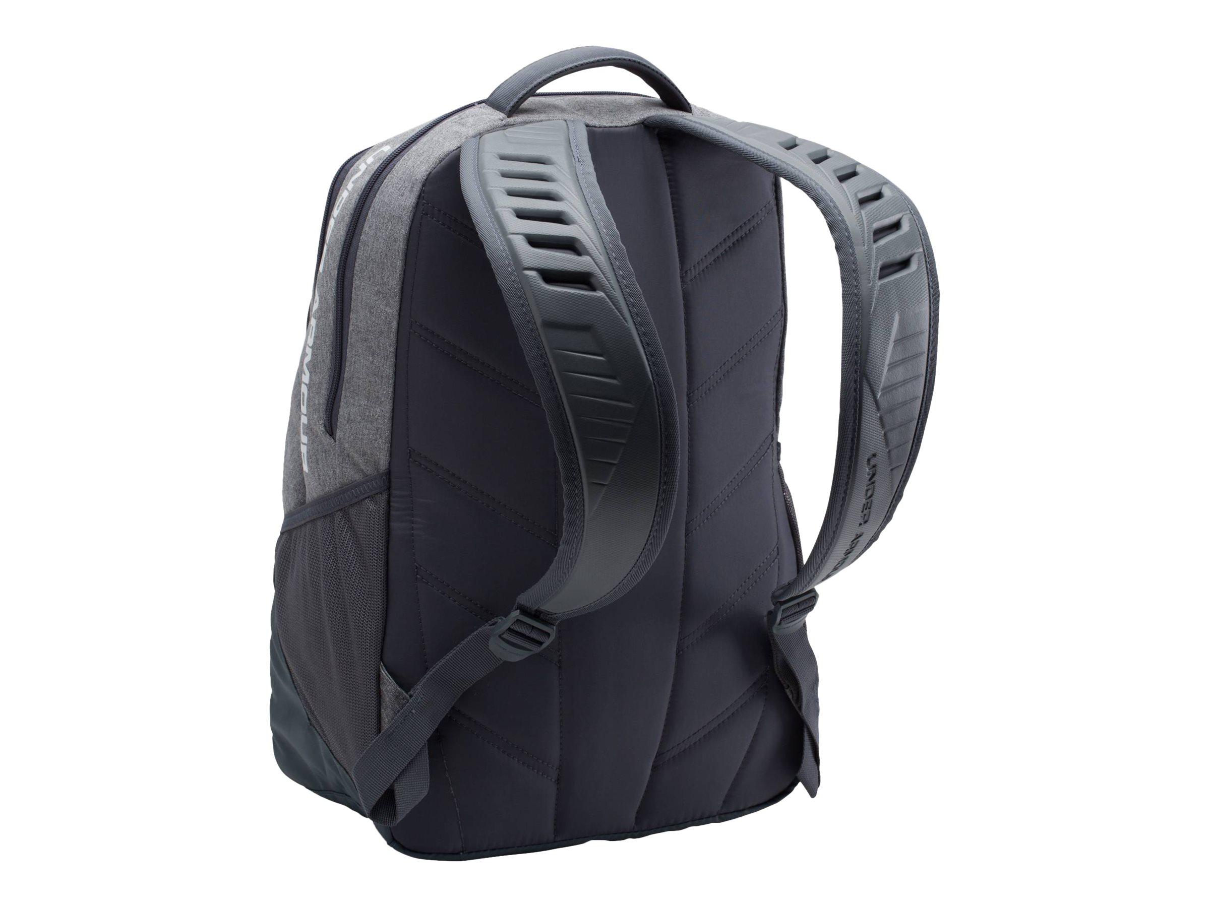 24a21488c1e Under Armour - Storm Recruit Backpack Graphite/Overcast Gray - Walmart.com