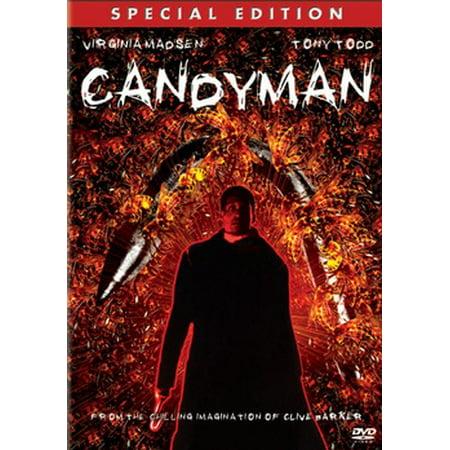 Candyman (DVD) - Halloween Candy Map Canada