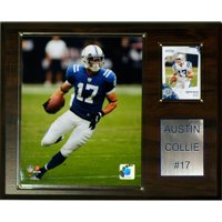 C&I Collectables NFL 12x15 Austin Collie Indianapolis Colts Player Plaque