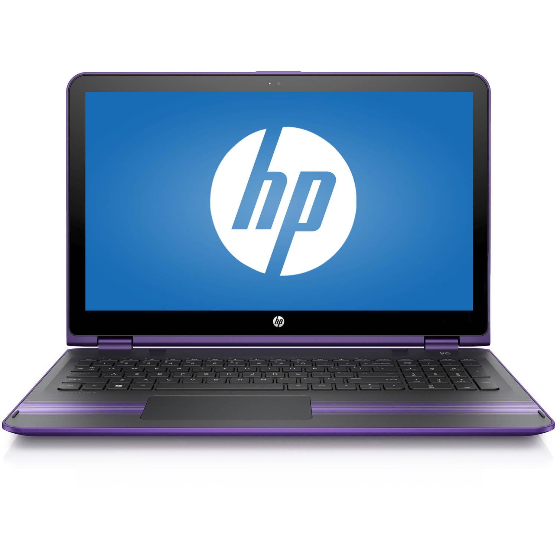 HP Pavilion X360 156 Laptop Assorted Colors Touchscreen 2 In 1 Windows 10 Home Intel Core I5 6200U Processor 6GB RAM 1TB Hard Drive