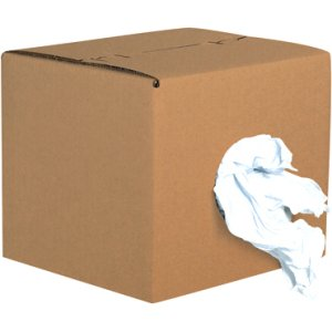 Box of Rags - Reclaimed White Knit