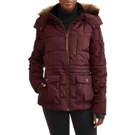 Columbia Sportswear Insulated Parka (Women's Arrow Insulated Quilted Parka )
