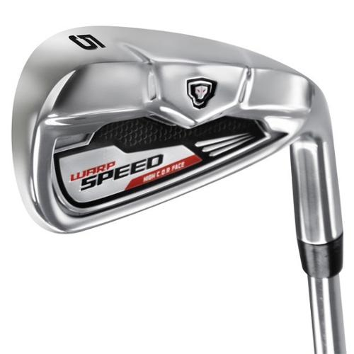 Power Play Warp Speed Hybrid Iron Set RH #3 thru PW A-flex