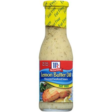 Golden Dipt Sauce Ff Lemon Bttr Dill