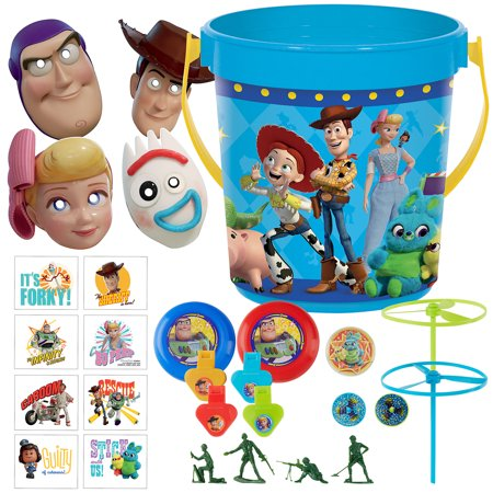 Party City Ultimate Toy Story 4 Party Favors for 8 Guests](Roseville Party City)