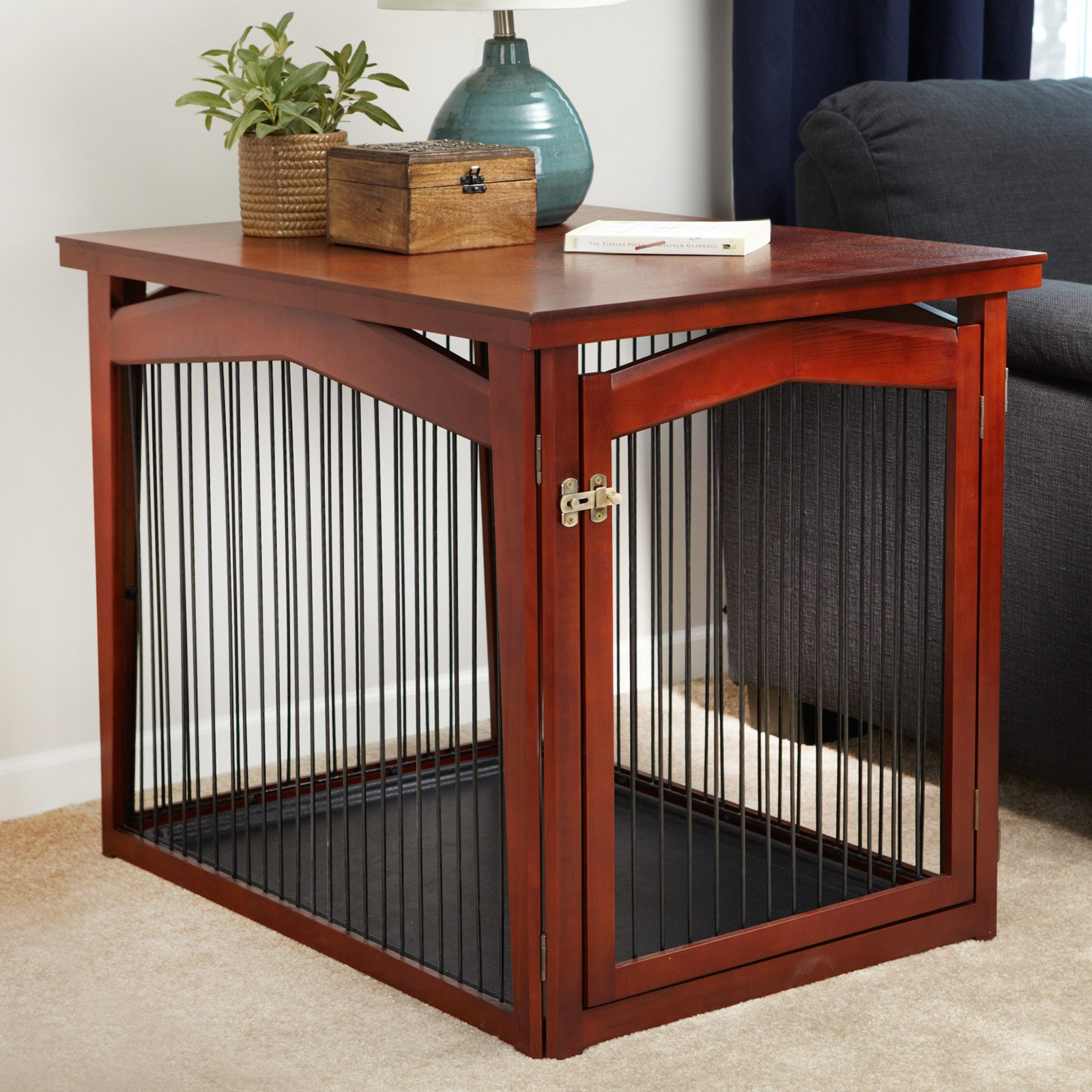 2 In 1 Crate And Gate, Large   Walmart.com