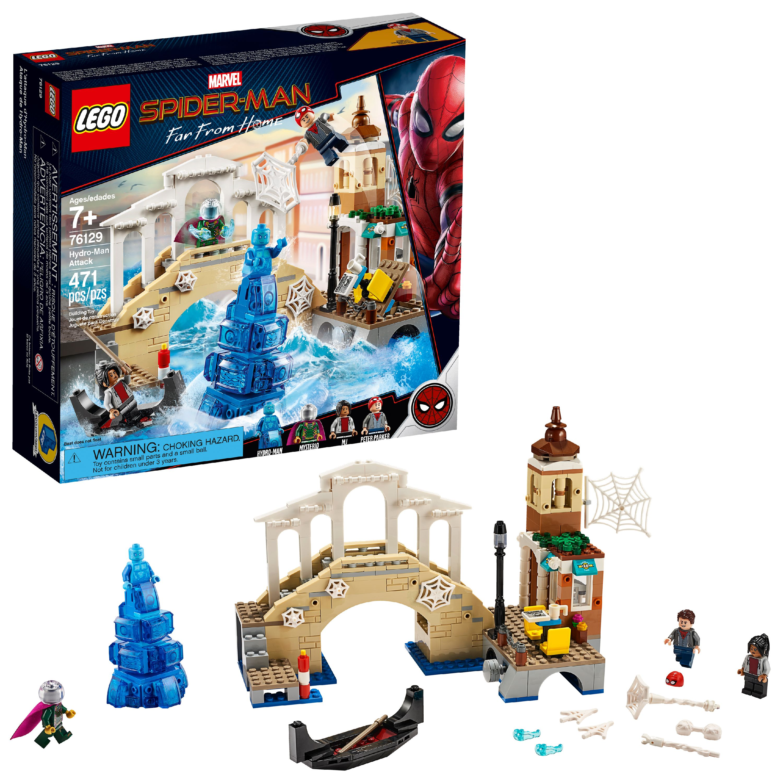 LEGO Super Heroes Hydro-Man Attack 76129