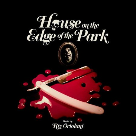 House on the Edge of the Park Soundtrack (Vinyl) (House On The Edge Of The Park 1980)