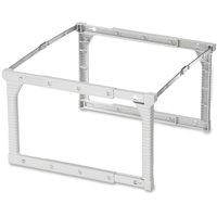 Pendaflex Folder Frames, Light Gray, 1 Box (Quantity)