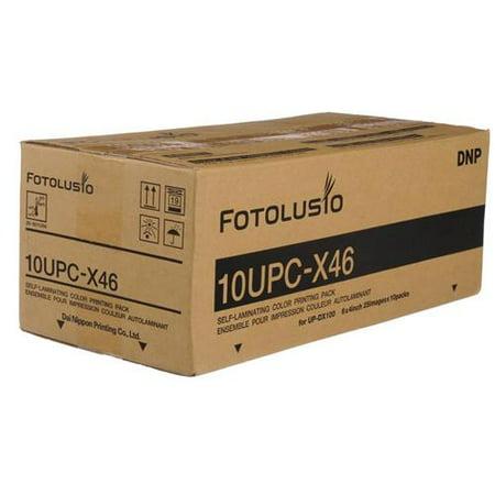 Sony Color Print Pack (DNP 10UPC-X46 4x6
