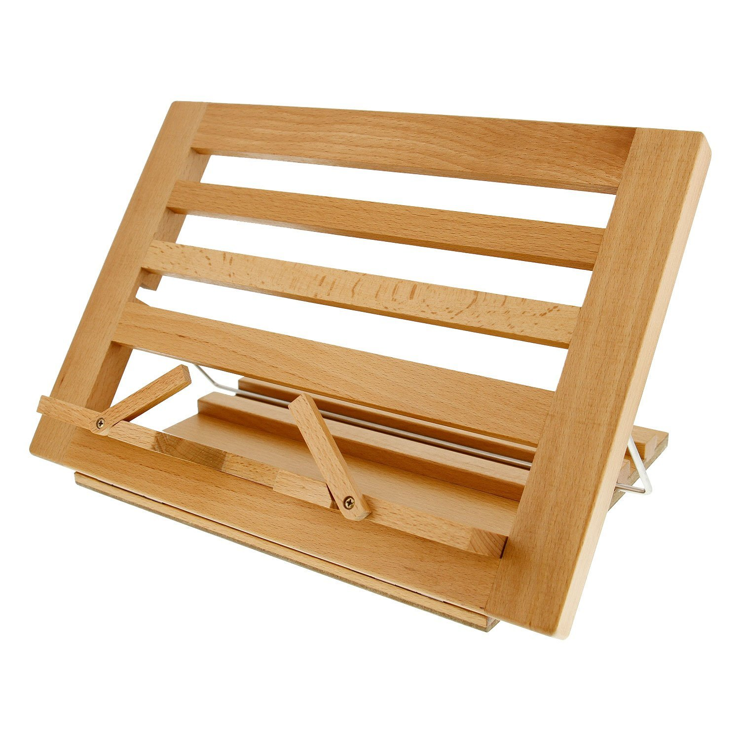 art alternatives napa table easel book stand walmart