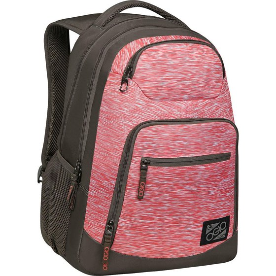 195c2b1ed7f OGIO TRIBUNE GOLF LAPTOP BACKPACK RED GENOME - Walmart.com