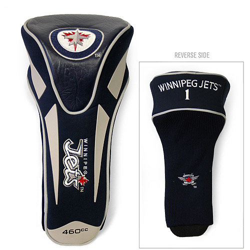 Team Golf NHL Winnipeg Jets Single Apex Driver Head Cover