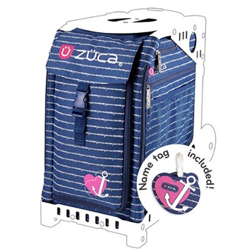 Zuca Anchor My Heart Sport Insert Bag (Frame Sold Separately)