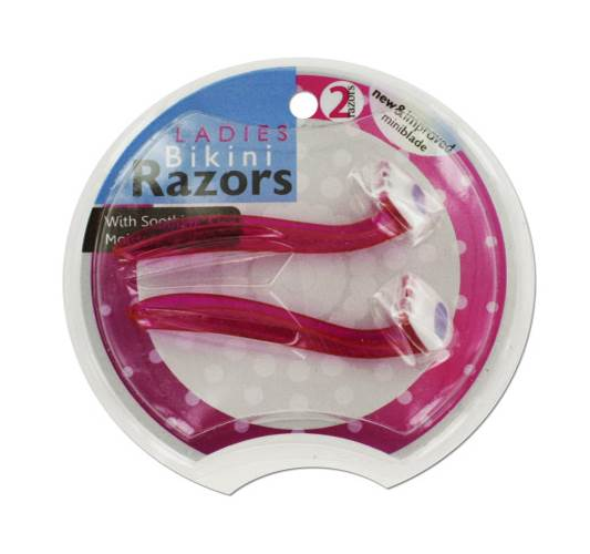 Ladies Bikini Razor - Set of 24