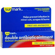 Sunmark First Aid Antibiotic Ointment, 1 Oz.