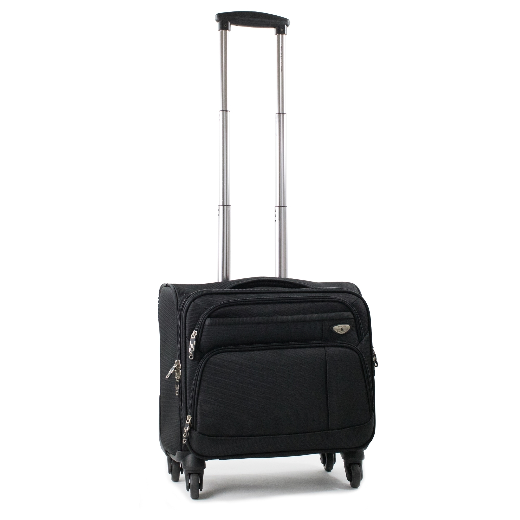 American Green Travel Carry On 17-inch Laptop Spinner Briefcase by American Green Travel