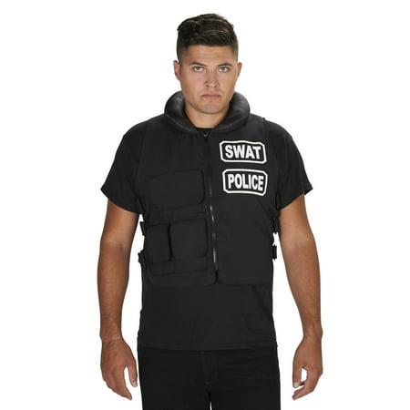 SWAT Team Vest Adult Costume