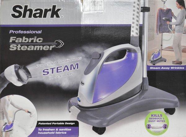 Superb Shark Garment Stand Steamer, GS300   Walmart.com