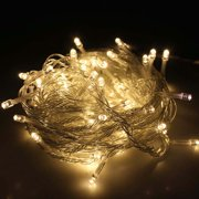 90meters 900LED Linkable Fairy String Light Multiplelight String 8 Model Lighting for Wedding Holiday Warm White