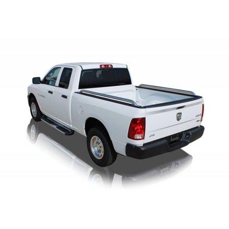 Raptor Series 2004-2006 Chevrolet Silverado GMC Sierra Crew Cab 5.8ft Bed Stainless Steel 1.9