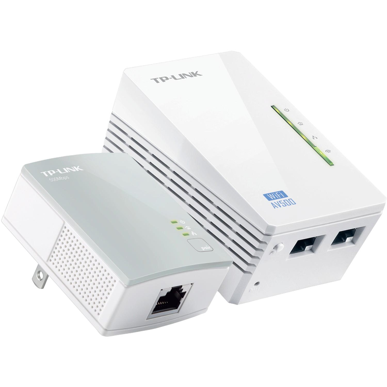 Tp-Link TL-WPA4220KIT 300mbps Wireless AV500 Powerline Extender