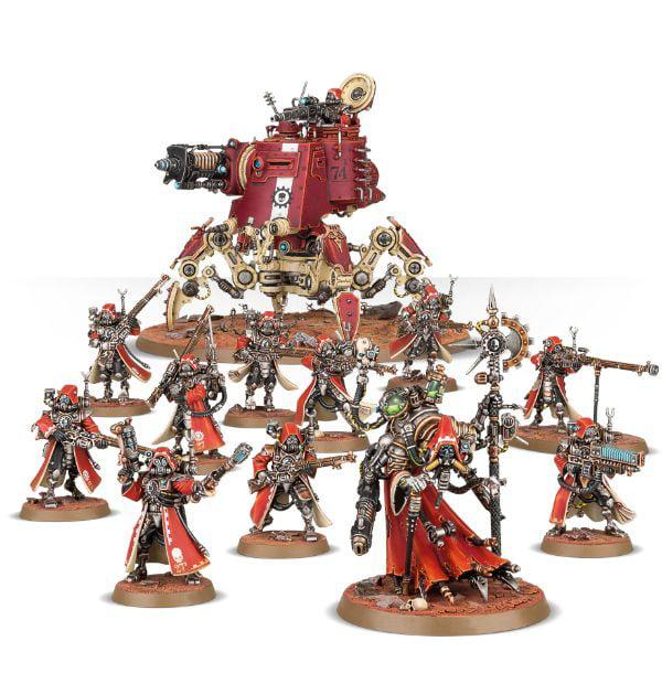 Start Collecting! Skitarii Warhammer 40,000 by Games Workshop